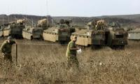 Israel hits Syrian artillery after Golan fire
