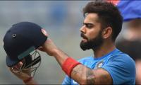 Kohli hails India´s latest spin attack