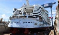 World's largest cruise ship 'Symphony' set to sail next year