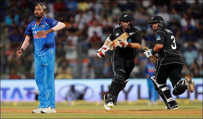 N. Zealand stun India by six wickets in 1st ODI