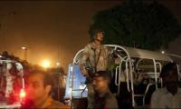Ansarul Shariah chief among eight 'terrorists' killed in Karachi operation