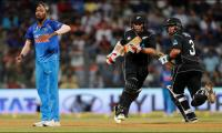 N. Zealand stun India by six wickets in 1st ODI