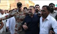 Sharjeel Memon arrested from SHC over corruption charges