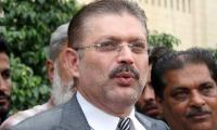 Corruption case: SHC dismisses Sharjeel Memon's bail plea