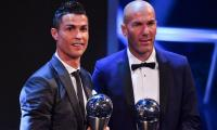 The Best FIFA Awards 2017: Ronaldo, Zidane lead Real Madrid´s triumph