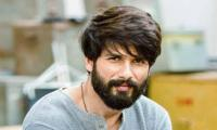 Shahid Kapoor announces his new project
