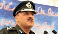 Knife attacks aimed at spreading fear: IG Sindh
