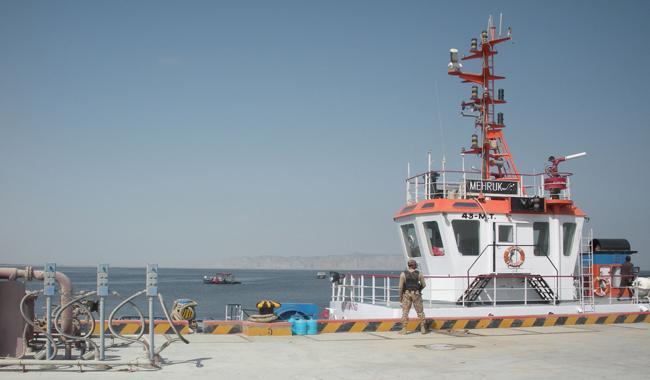 At a forgotten Pakistan' Gwadar port, China paves a new Silk Road