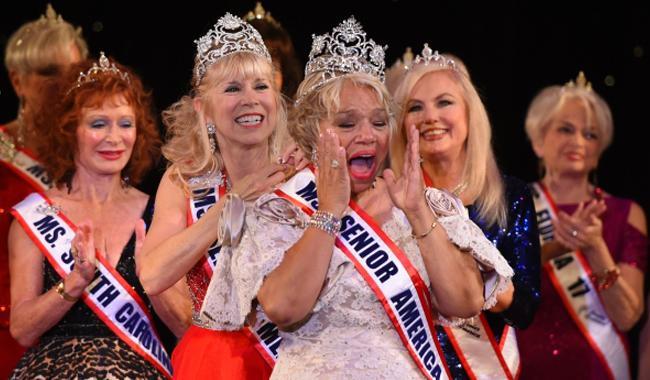 73-year-old woman wins prestigious title of 'Ms. Senior America 2017'