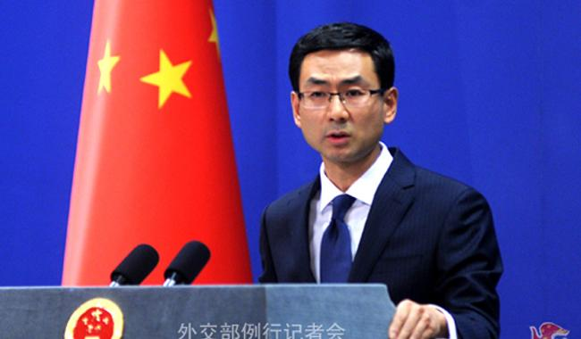 China asks world to fully affirm Pakistan's counter-terrorism efforts