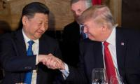 Trump congratulates Xi after Chinese leader tightens grip on power