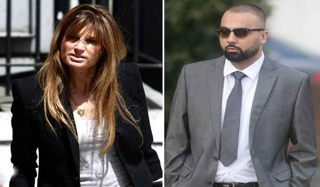 Pakistani-origin taxi driver who admitted harassing Jemima walks free from court