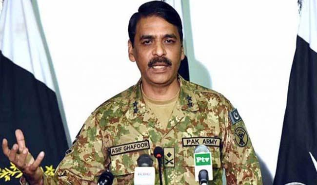 Indian atrocities can't deter indigenous struggle of Kashmiris for self determination: Pak Army
