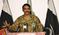 Revival of Int'l cricket in Pakistan: DG ISPR says