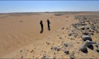 In desert of Oman, a gateway to life on Mars