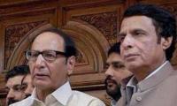 NAB reopens cases against Chaudhry Shujaat, Pervaiz Elahi