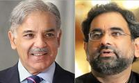 PM Abbasi, Shehbaz discuss country's political situation