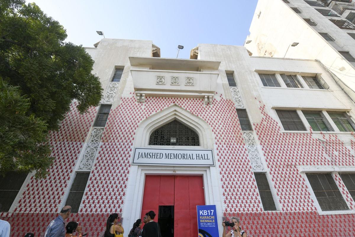 What Karachi Biennale '17 has in keep for Saddar