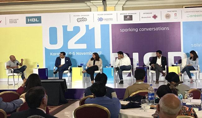 021 Disrupt: a platform for aspiring entrepreneurs to do what they aim