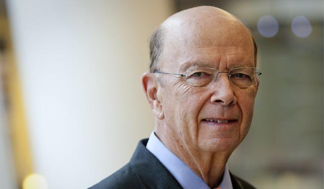 US Commerce chief Ross kept holdings in 'Russian-tied firm'