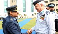 Commander Royal Jordanian Air Force desires to learn from PAF experiences