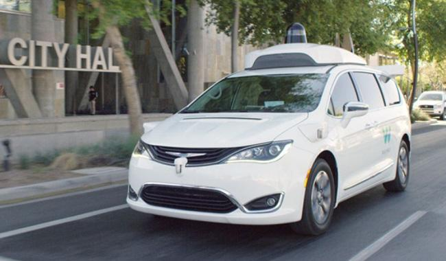 Waymo cars hit the road without drivers