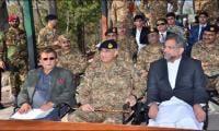 PM Abbasi, COAS Gen. Bajwa visit LoC