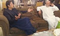 Mumtaz Bhutto announces merger of SNF with PTI