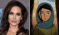 Angelina's animated film about Afghan girl hits screens this month