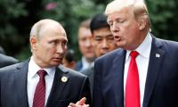 Trump, Putin agree ´no military solution´ in Syria