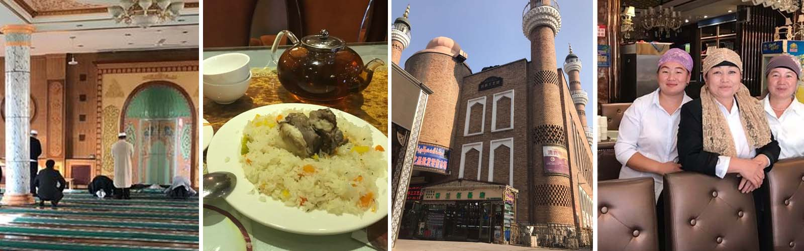 Sights and sounds of China's Muslim majority Xinjiang province