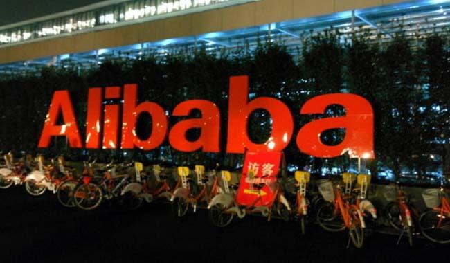 China's Alibaba takes record $25 bn on ´Singles Day´