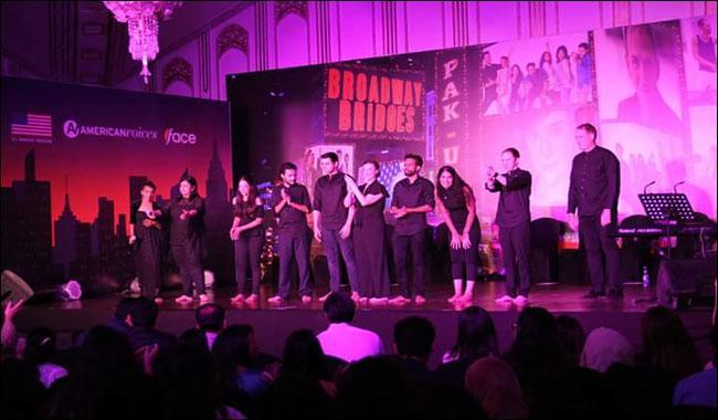 Pak-US artists gather for 'Broadway Bridges'