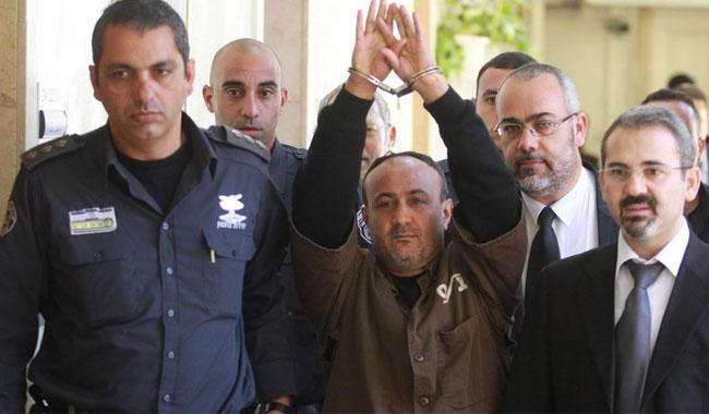 Israel bars French MPs planning to visit jailed Palestinian leader
