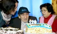 World's oldest man??