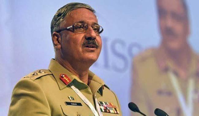 RAW sabotaging CPEC, says top Pak armyman