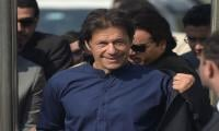 Imran appears before court, granted bail in all cases