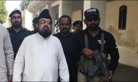 Mufti Qavi released on bail, pledges struggle against women violence, honor killing