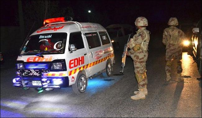 SP, three family members shot dead in Quetta