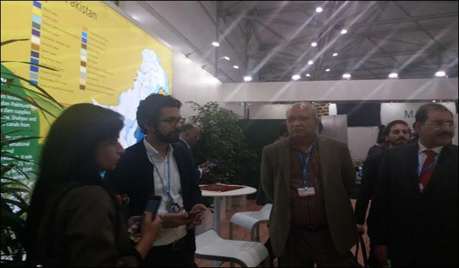 Climate change has no boundaries, says Mushahidullah Khan