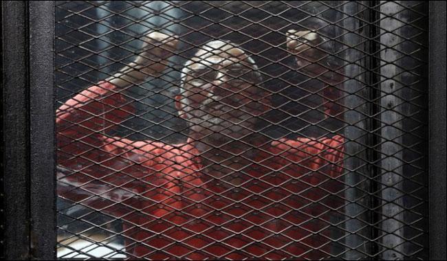 Egypt court upholds life sentence of Brotherhood leader