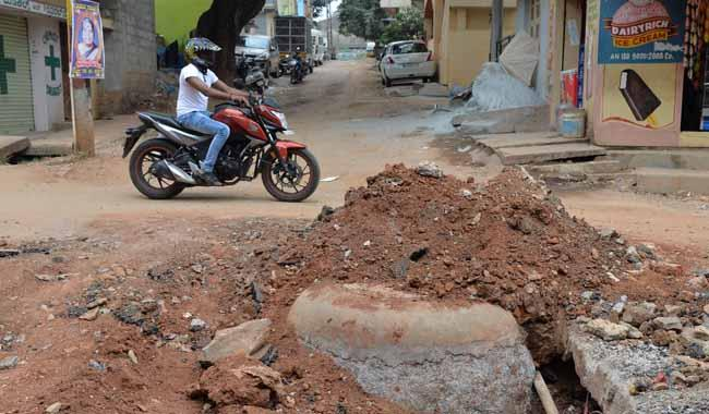 Deadly roads make for bumpy ride in India´s tech hub