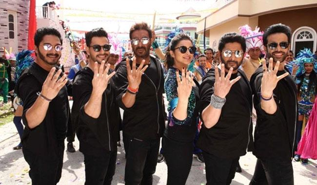 Golmaal Again enters Rs 300 crore club