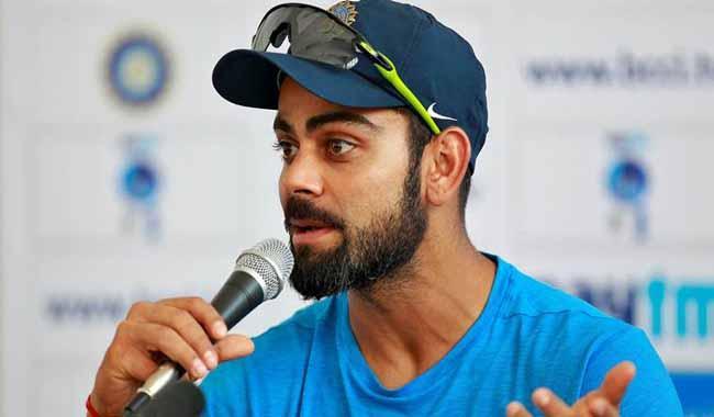 Give me a break - I´m not a cricket robot, says Kohli