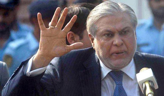 NAB court recommends interior ministry to put Dar's name on ECL