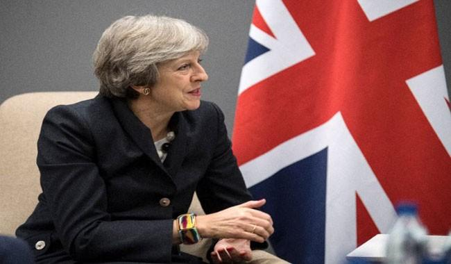EU, May say ´more work´ needed for Brexit deal