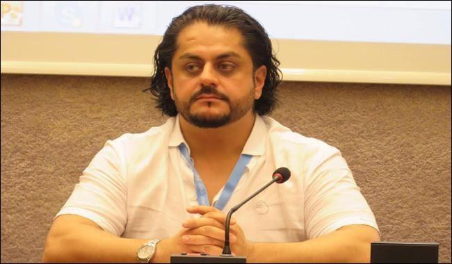 Swiss banned Mehran Baluch over 'risks' to security