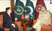 China's special envoy on Afghan Affairs meets Gen. Bajwa