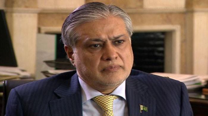 Finance Minister Ishaq Dar has not resigned: PML-N