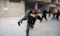 Six children among 19 killed in shelling near Damascus